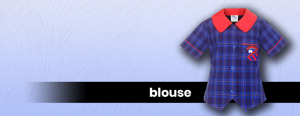 Banner Image showing Girls Blouse