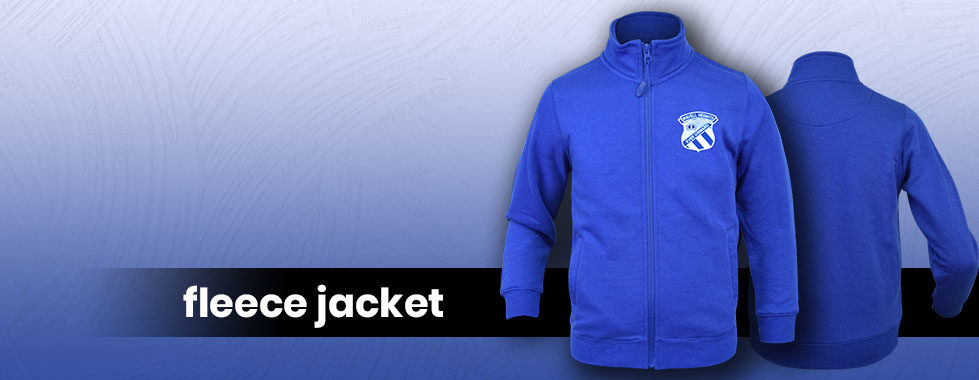 Banner Image showing Fleece Jacket
