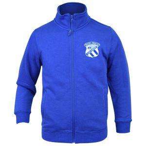 Fleece Jacket Front View