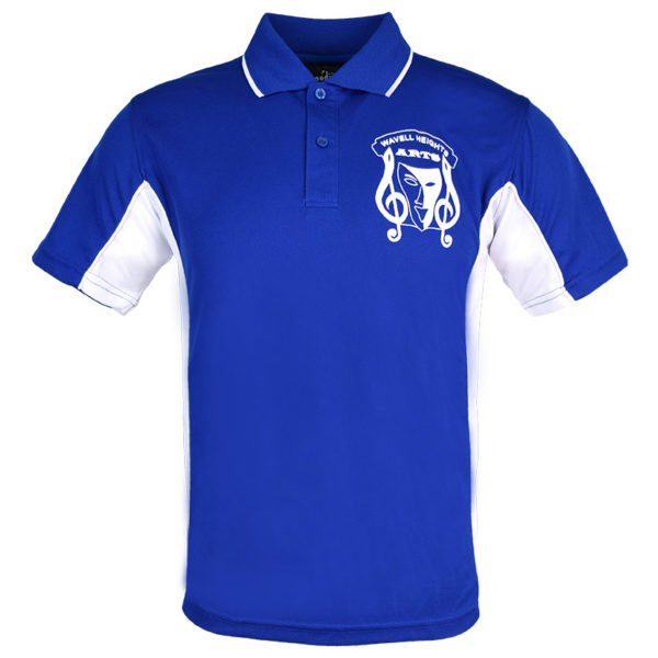 Polo Shirt Front View